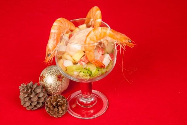 Spanish Christmas dinner