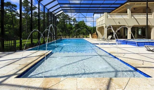 Florida Villa with pool
