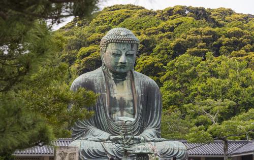 Daibutsu (Giant Buddha) Japan