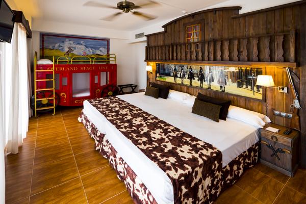 Diverhotel Tenerife Wild West Room