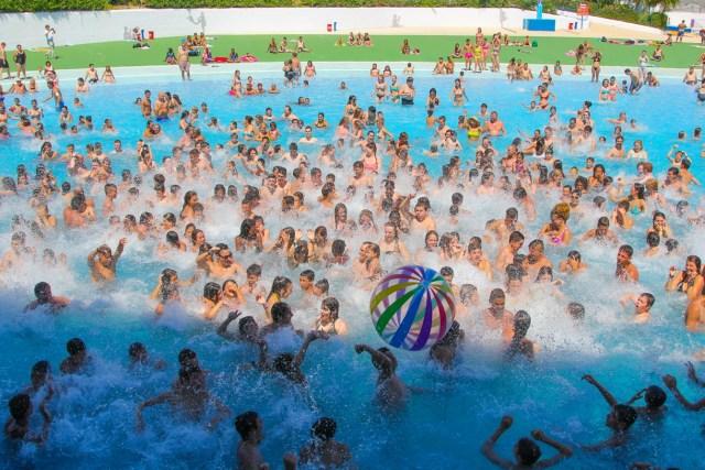 Illa Fantasia Aqua Sound Pool Party