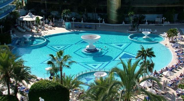 Mediterranean Palace Hotel Tenerife