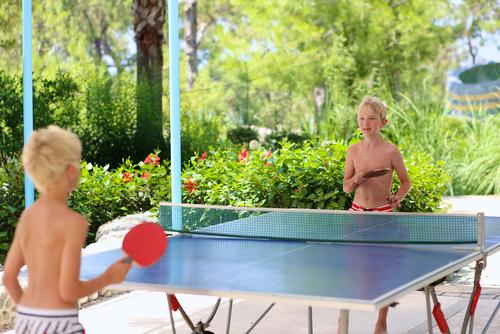 kids table tennis