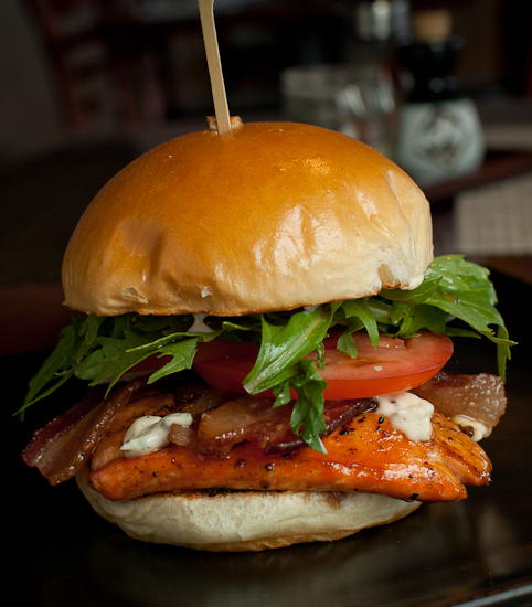 Bachi burger in Las Vegas