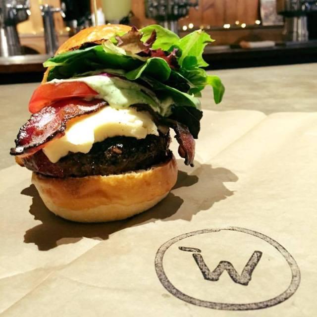 Worthy Burger in Vermont