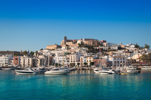 Ibiza on the water