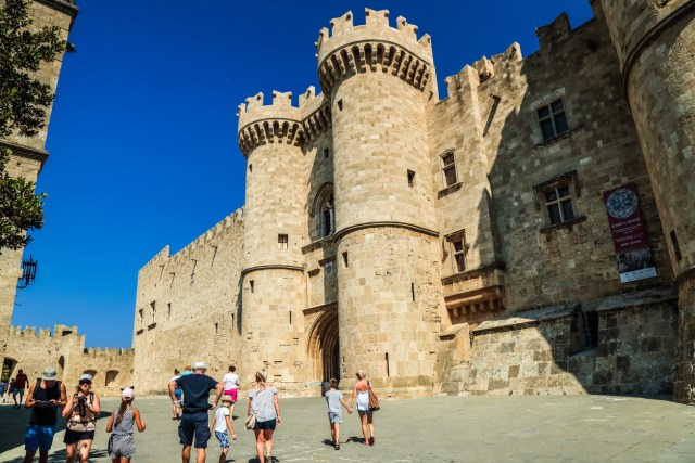 Rhodes - Palace of the Grand Master of the Knights