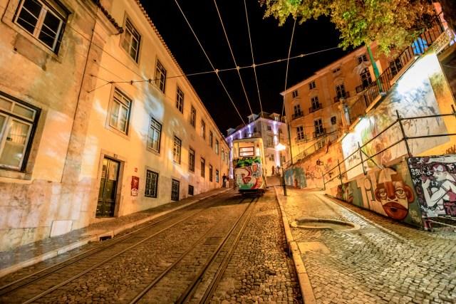 Lisbon - Barrio Alto