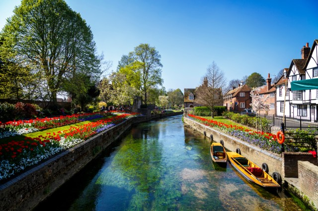 Canterbury Canal