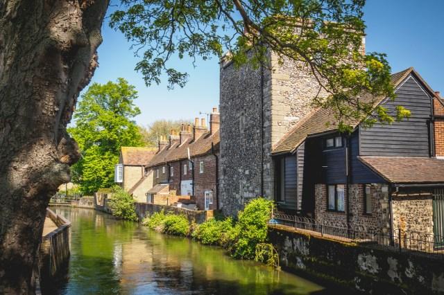 River Stour, Canterbury