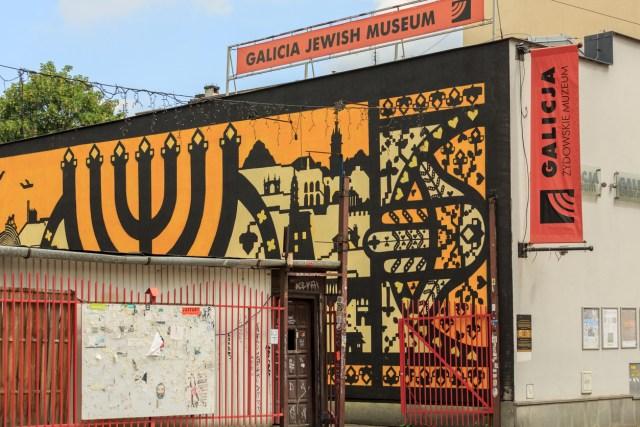 Jewish Museum - Kraków