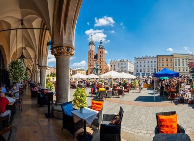 Main Market - Krakow