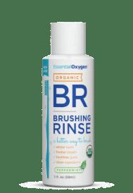 brushing-rinse