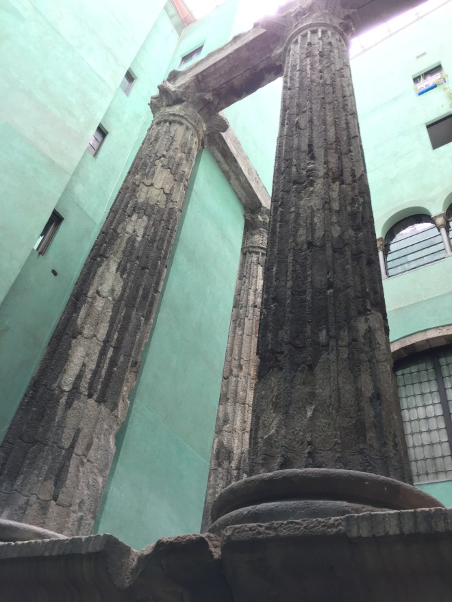 Roman pillars (2k years old)