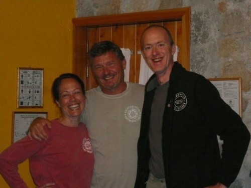 Kenda, Scott and Wouter