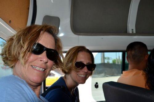Bus to Puerto Vallarta