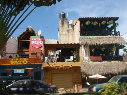 Downtown Sayulita