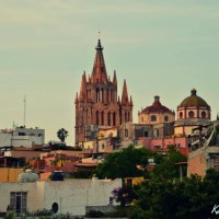 Living and Grinning in San Miguel de Allende
