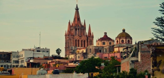 Living and Grinning in San Miguel de Allende