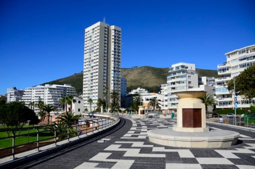 The Promenade at Sea Point