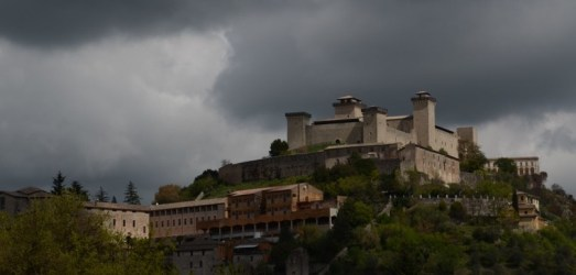 Ancona on the Adriatic and the Mountain Towns of Umbria