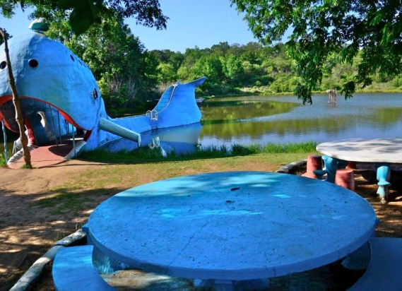 The Blue Whale Catoosa