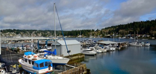 The Gig is Up, Gig Harbor