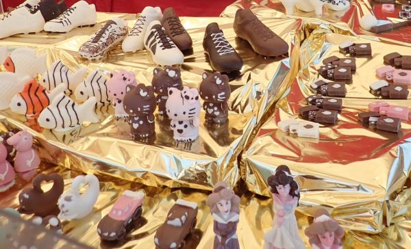Chocolate of Italy