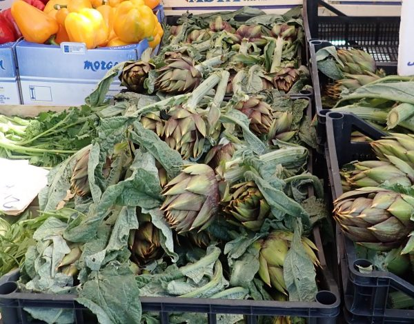 Food that grows in Italy