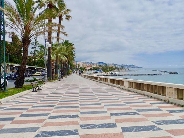 Sidewalks of Italy