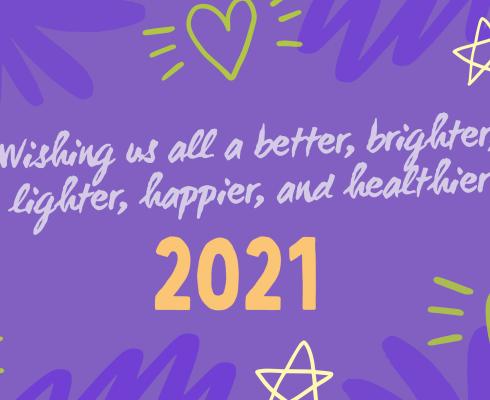 Addio 2020, Salve 2021!