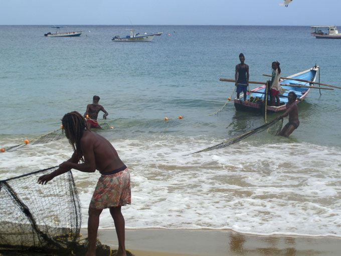 castara fishermen tobago
