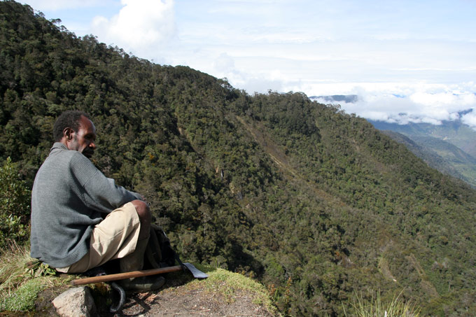 kiroma Trekking por el Valle de Baliem