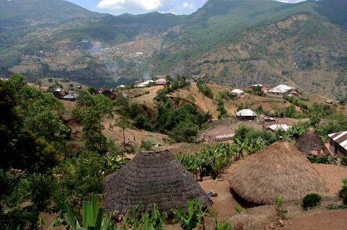 hatobuilico east timor villages hiking the mount ramelau