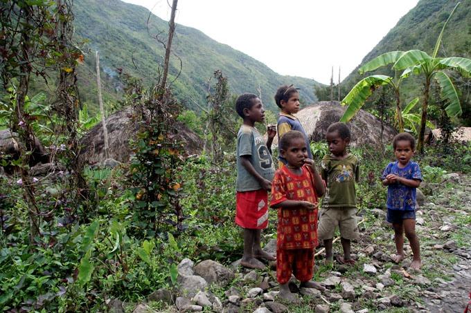 yuarima papua Trekking por el Valle de Baliem