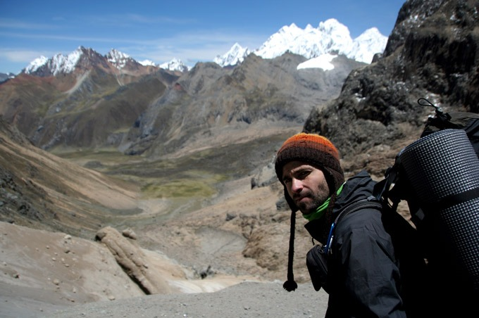 pass cuyoc Trekking the Huayhuash circuit on a budget