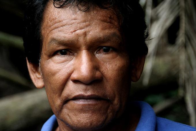 guide raul Peruvian amazon