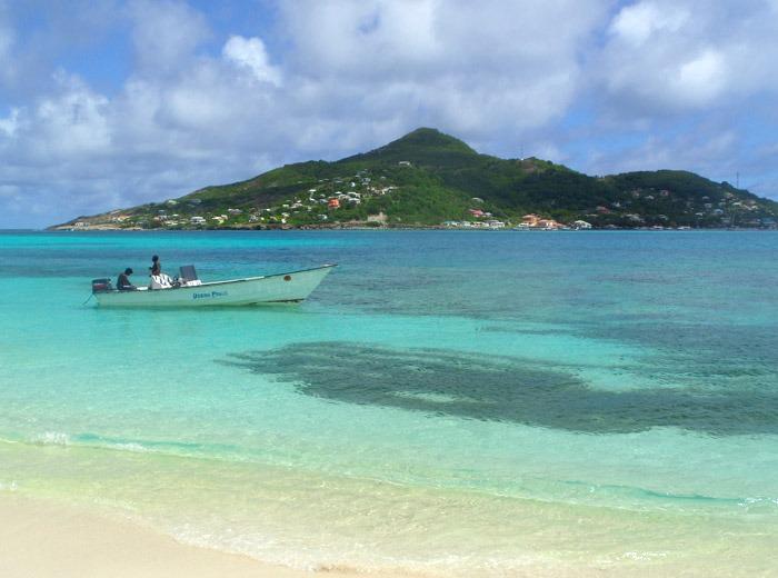 petit saint vincent tobago cays marine park