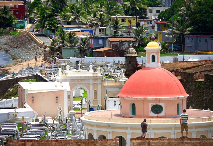 things to do in san juan la perla backpacking the Caribbean