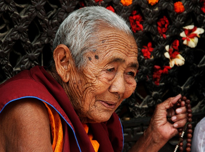 nun boudhanath best places to visit in kathmandu