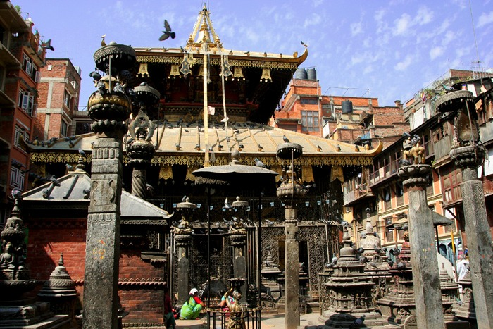 seto machindranath best places to visit in kathmandu