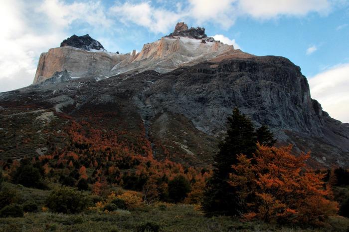cuernos paine Trekking W de las Torres del Paine
