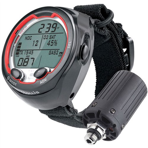 The HOLLIS TX1 Dive Computer Watch