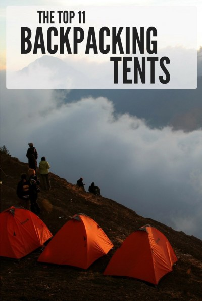 best tents for backpacking and camping