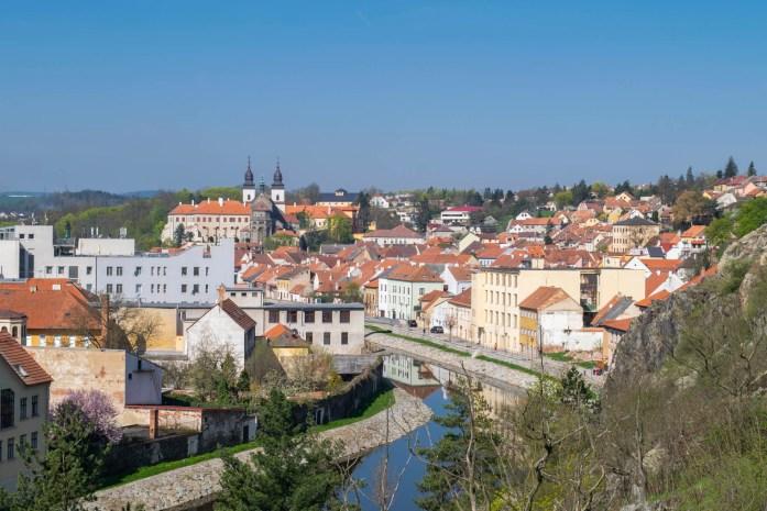 Trebic View, Best Places to Go in Trebic Czechia