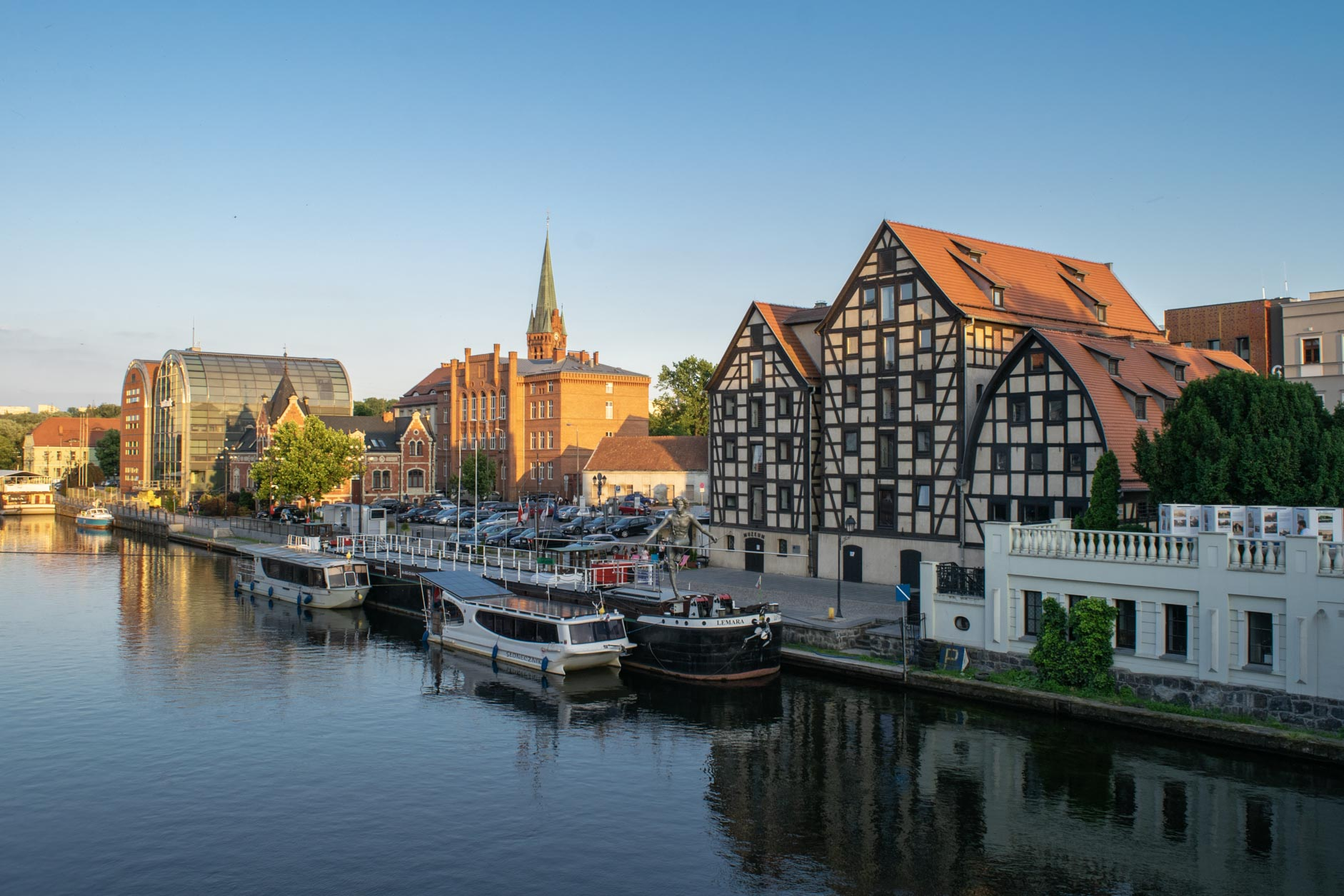 Don't Miss These Sights to See in Bydgoszcz, Poland