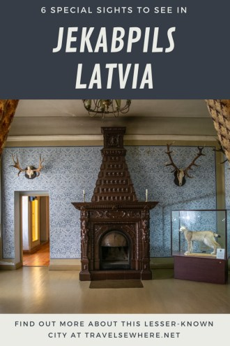 6 special sights to see in Jekabpils, a small lesser-known city in Latvia, via @travelsewhere
