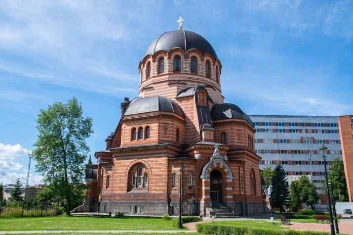Jesus Resurrection Cathedral