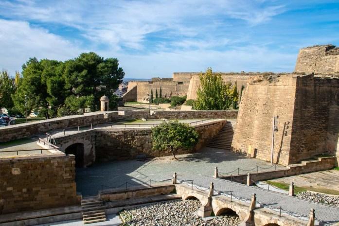 Castell de la Suda, Sights in Lleida