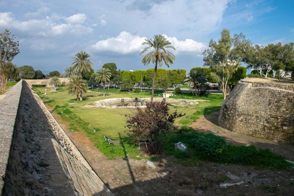 Nicosia Old City Walls